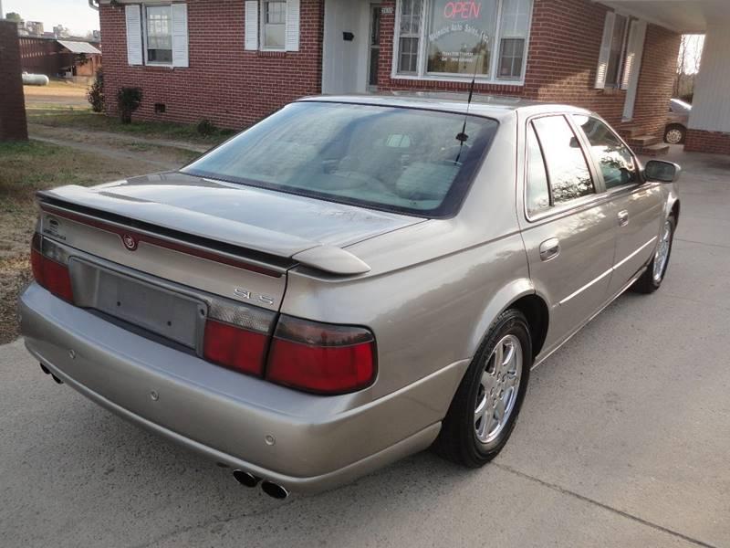 100 2003 Cadillac Sls 2003 Cadillac Seville Sls 4dr