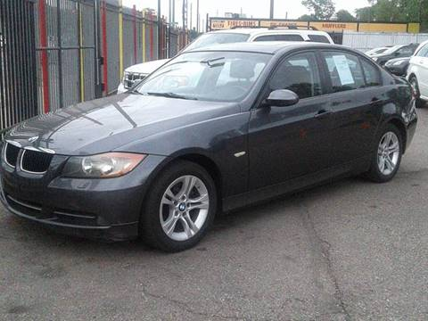 2008 BMW 3 Series for sale at GREAT DEAL AUTO SALES in Center Line MI