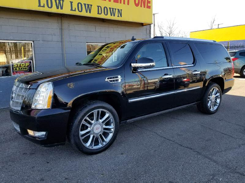 suv detail one at luxury used escalade cadillac
