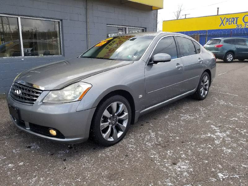 2007 Infiniti M35 x AWD In Center Line MI - GREAT DEAL AUTO SALES