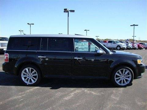2009 Ford Flex for sale at GREAT DEAL AUTO SALES in Center Line MI