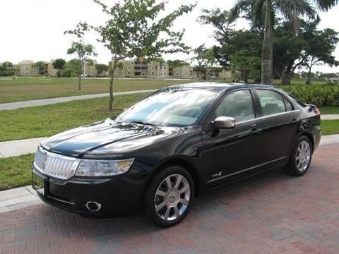 2008 Lincoln MKZ for sale in Detroit, MI