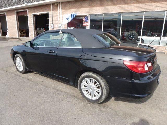 2008 Chrysler Sebring Touring 2dr Convertible - Whitney Point NY