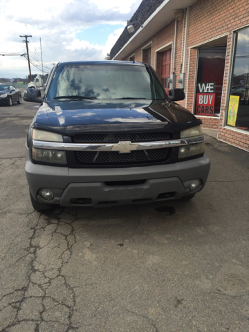 2002 Chevrolet Avalanche 2500 4dr 4WD Crew Cab SB - Whitney Point NY