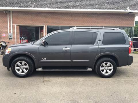 2009 Nissan Armada for sale in Whitney Point, NY