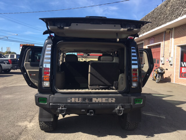 2003 HUMMER H2 4dr Lux Series 4WD SUV - Whitney Point NY