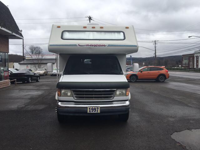 1997 Ford E-350 3dr Chateau Club Wagon Passenger Van - Whitney Point NY
