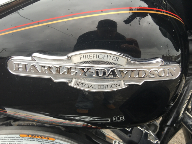 2009 Harley-Davidson Ultra Classic Electra Glide Firemen Edition - Whitney Point NY