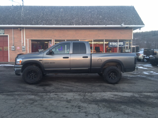 2006 Dodge Ram Pickup 1500 SLT 4dr Quad Cab 4WD SB - Whitney Point NY