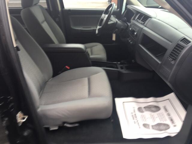 2008 Dodge Dakota BigHorn 4dr Crew Cab 4WD SB - Whitney Point NY