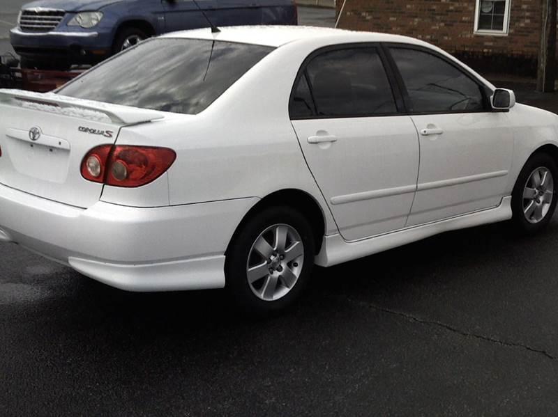 2007 Toyota Corolla CE 4dr Sedan (1.8L I4 4A) - Somerset KY