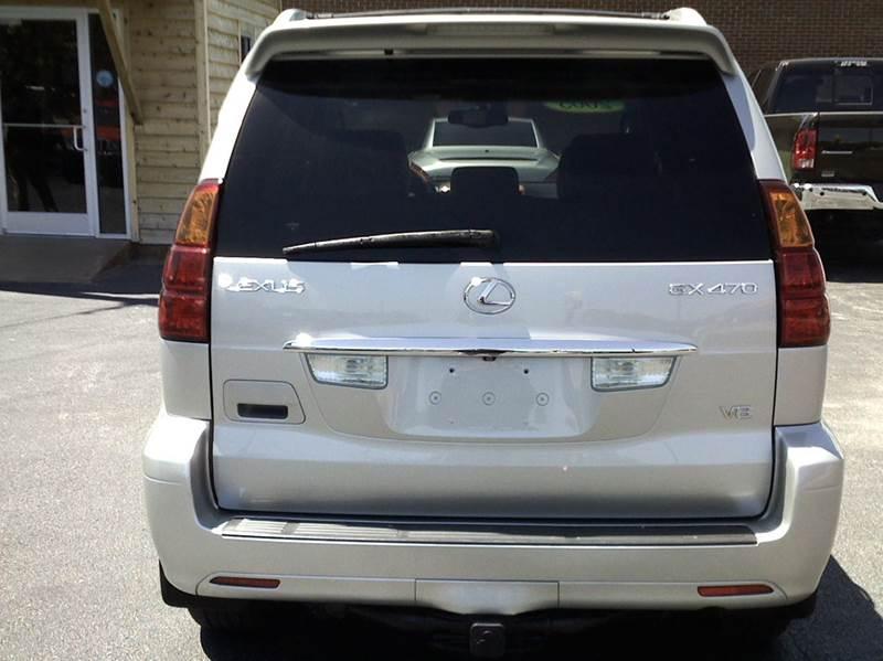 2005 Lexus GX 470 4WD 4dr SUV - Somerset KY