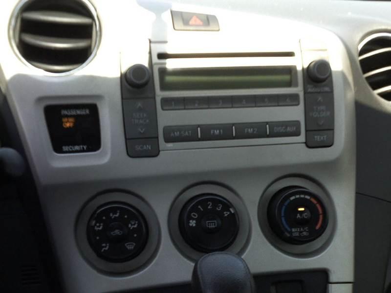 2010 Toyota Matrix S 4dr Wagon 5A - Somerset KY