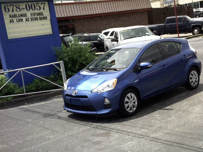 2013 Toyota Prius c Two 4dr Hatchback - Somerset KY