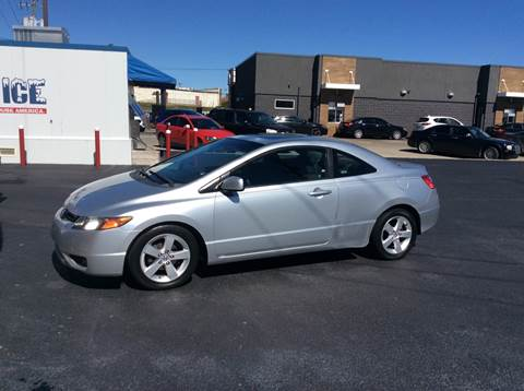 2008 Honda Civic for sale in Somerset, KY