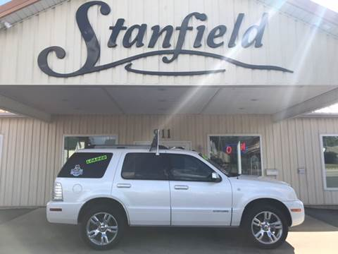 2010 Mercury Mountaineer for sale in Greenfield, IN