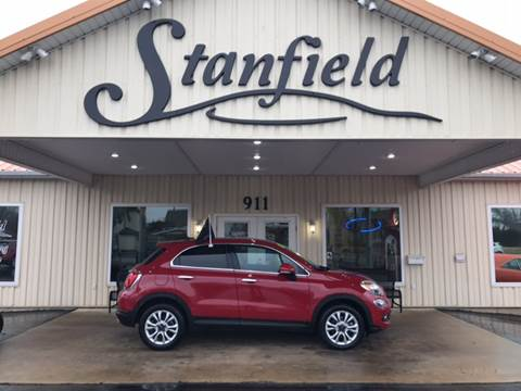2016 FIAT 500X for sale in Greenfield, IN