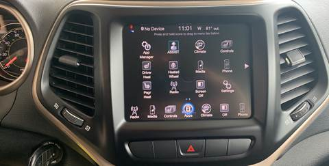2014 Jeep Cherokee for sale in Greenfield, IN