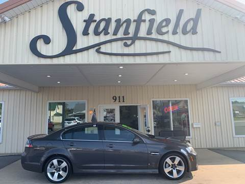 2009 Pontiac G8 for sale in Greenfield, IN