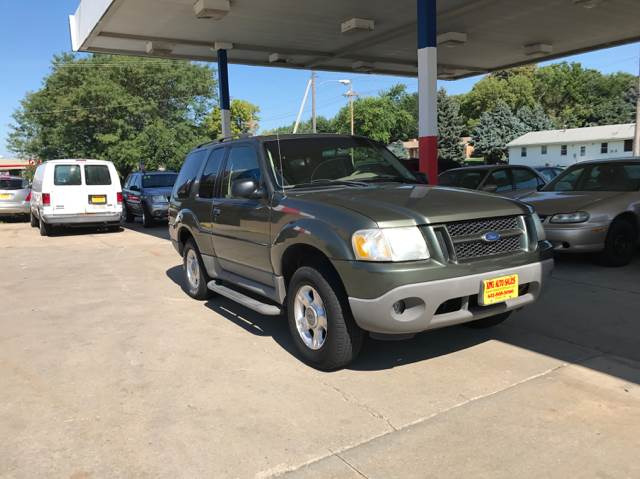 2003 Ford Explorer Sport for sale at King Auto Sales in Omaha NE