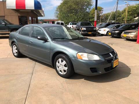2006 Dodge Stratus for sale at King Auto Sales in Omaha NE