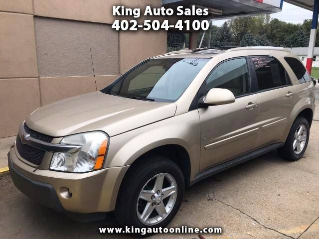 2006 Chevrolet Equinox for sale at King Auto Sales in Omaha NE