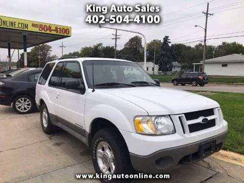 2002 Ford Explorer Sport for sale in Omaha, NE