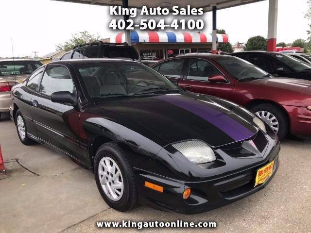 2000 Pontiac Sunfire for sale at King Auto Sales in Omaha NE