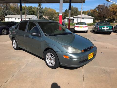 2003 Ford Focus for sale at King Auto Sales in Omaha NE