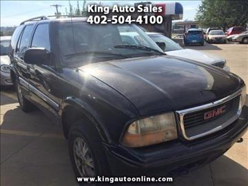 1999 GMC Jimmy for sale in Omaha, NE