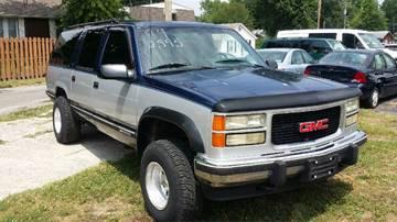 1994 GMC Suburban