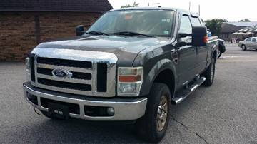 2008 Ford F-250 Super Duty for sale at JC Auto Sales in Belleville IL