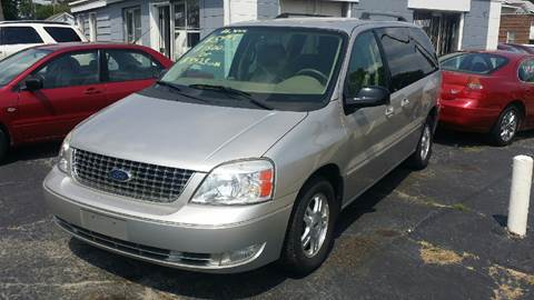 2006 Ford Freestar for sale at JC Auto Sales in Belleville IL