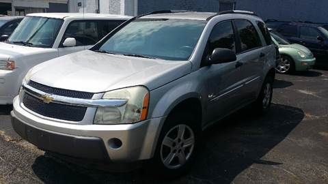 2006 Chevrolet Equinox for sale at JC Auto Sales in Belleville IL