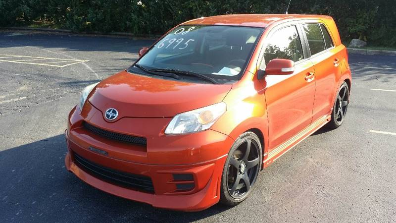 2008 Scion xD for sale at JC Auto Sales in Belleville IL