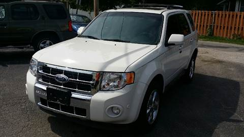 2012 Ford Escape for sale at JC Auto Sales in Belleville IL