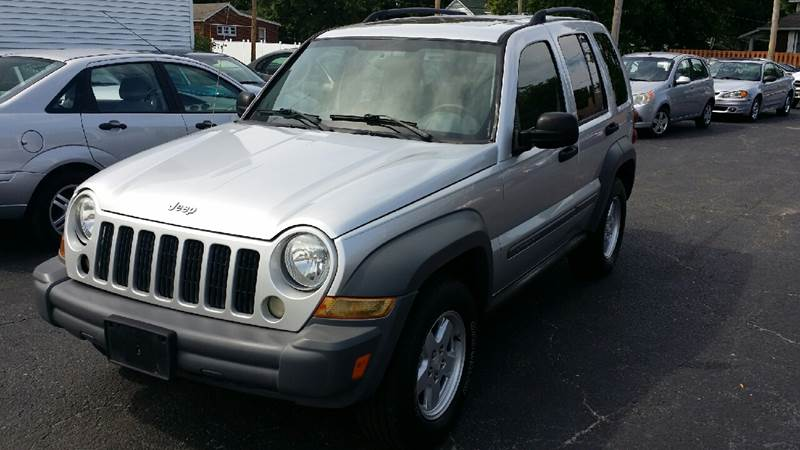2005 Jeep Liberty for sale at JC Auto Sales in Belleville IL