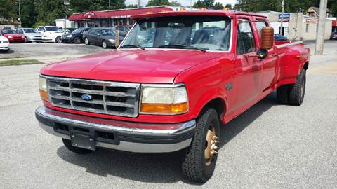 1997 Ford F-350 for sale at JC Auto Sales in Belleville IL