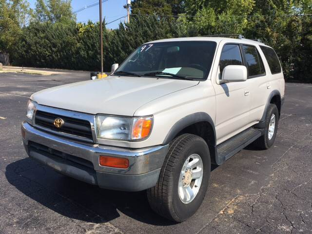 1997 toyota 4runner sr5 in belleville il jc auto sales. Black Bedroom Furniture Sets. Home Design Ideas