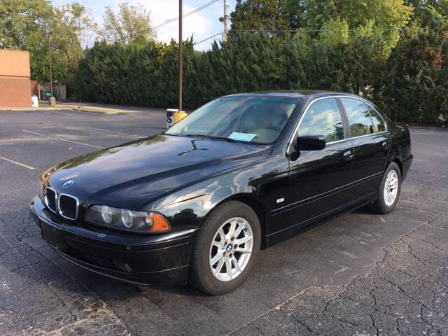 2003 BMW 5 Series for sale at JC Auto Sales - West Main in Belleville IL