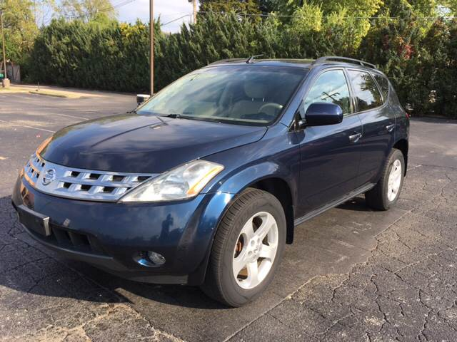 2004 Nissan Murano for sale at JC Auto Sales - West Main in Belleville IL