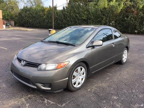 2007 Honda Civic for sale at JC Auto Sales - West Main in Belleville IL