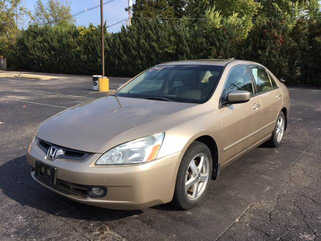 2004 Honda Accord for sale at JC Auto Sales - West Main in Belleville IL
