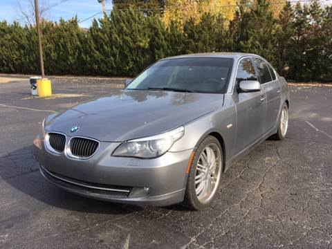 2008 BMW 5 Series for sale at JC Auto Sales in Belleville IL