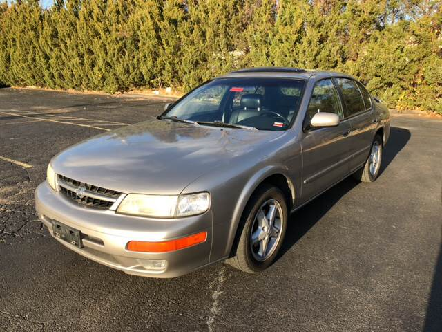 1999 Nissan Maxima For Sale At JC Auto Sales