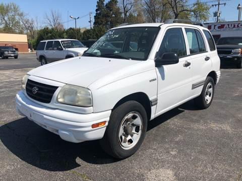 2002 Suzuki Vitara for sale in Belleville, IL