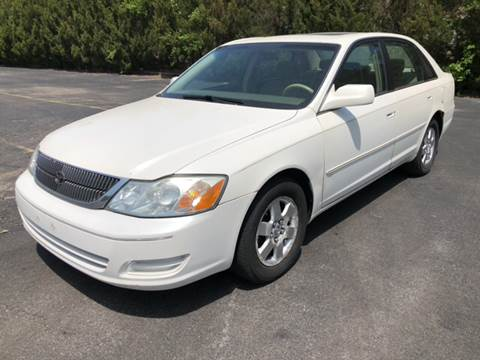 2000 Toyota Avalon for sale at JC Auto Sales - West Main in Belleville IL