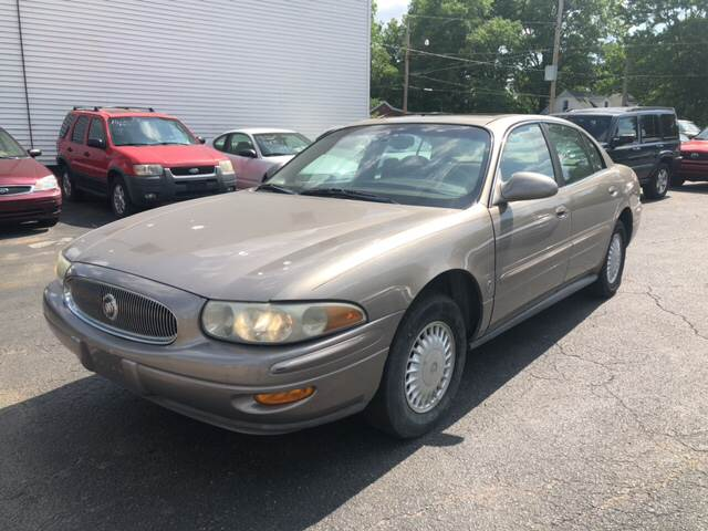 2001 buick lesabre limited in belleville il jc auto sales. Black Bedroom Furniture Sets. Home Design Ideas
