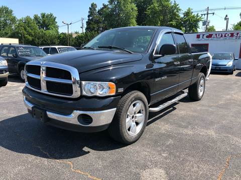 2005 Dodge Ram Pickup 1500 for sale at JC Auto Sales - West Main in Belleville IL