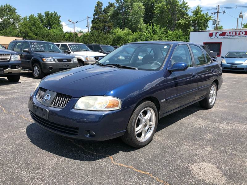 2005 Nissan Sentra For Sale At JC Auto Sales   West Main In Belleville IL